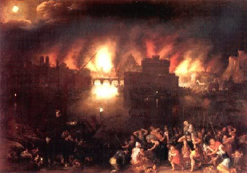 Destruction of Troy