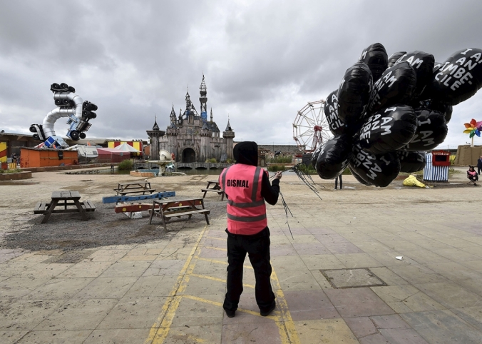 Banksy's Dismaland
